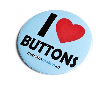 Button 75mm